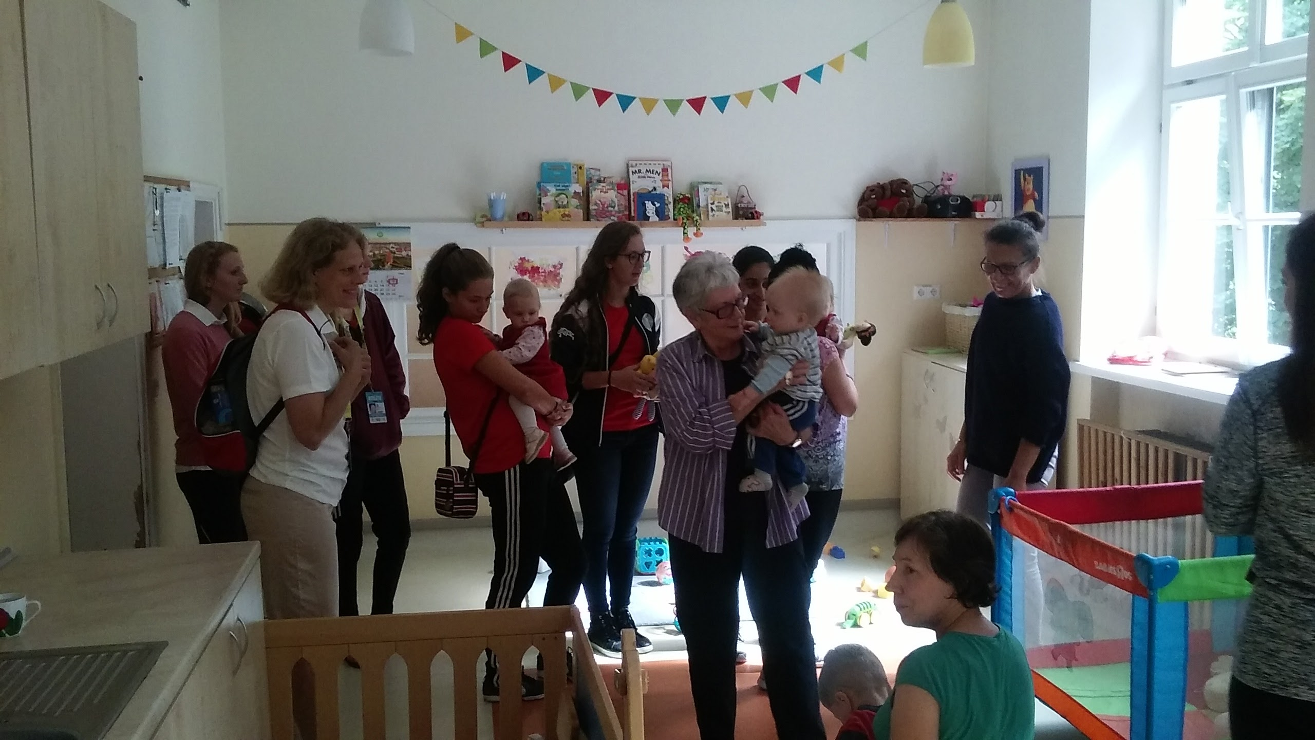 Baby House Lopselis